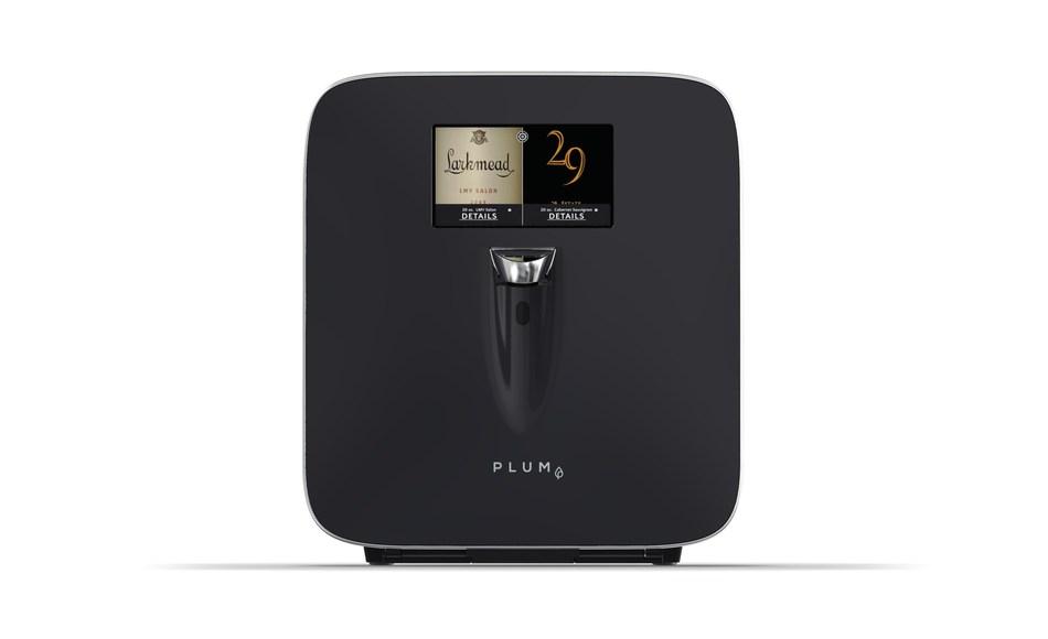 Williams Sonoma to bring innovative wine-on-demand appliance Plum to retail (PRNewsfoto/Plum)