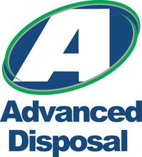 Advanced Disposal - Vertical 4C Logo (PRNewsFoto/Advanced Disposal Services, Inc.)