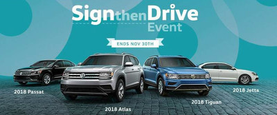 York County residents can find big savings on Volkswagen vehicles this November at York dealership York Volkswagen