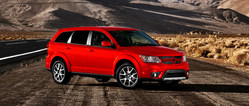 The 2017 Dodge Journey is available now at Palmen Motors.