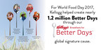 By the Numbers: A Snapshot of World Food Day at Kellogg