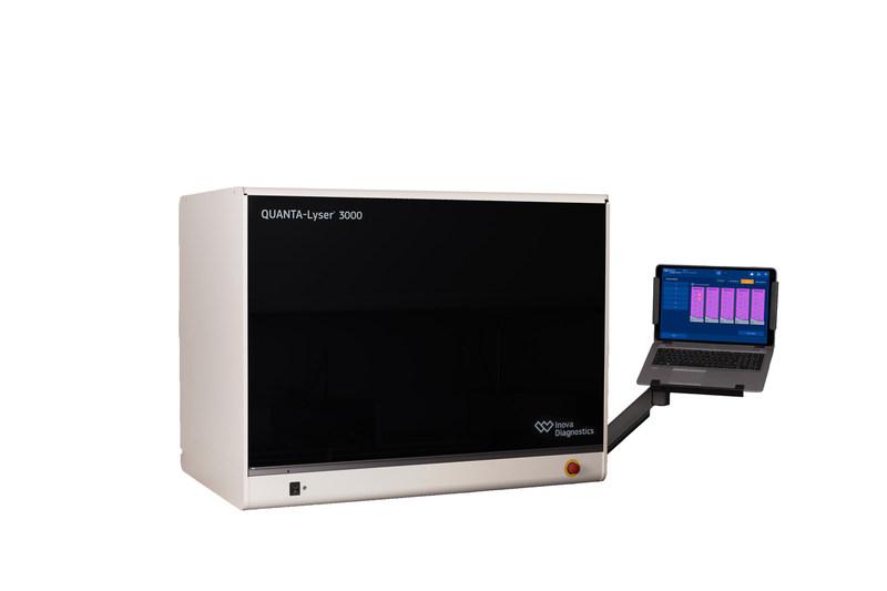 A new dimension in processing to increase your lab's productivity. (PRNewsfoto/Inova Diagnostics)