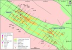 Geology and gold mineralization at the Fako and Fako South Target Areas, Bondoukou Project (CNW Group/Spada Gold Ltd.)