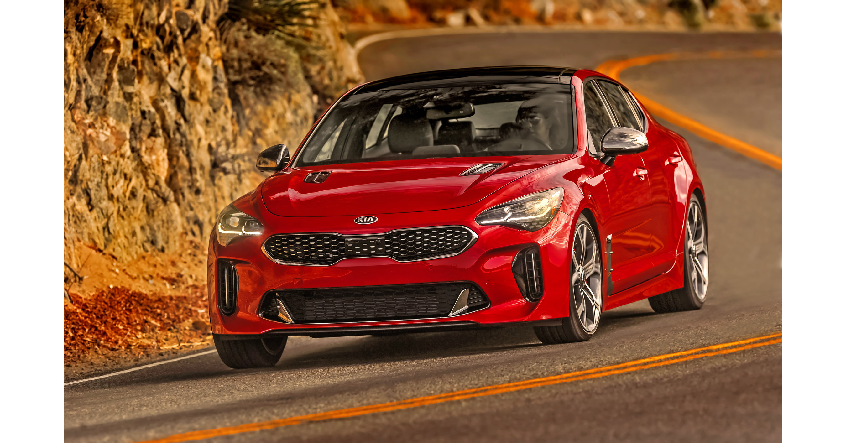 Kia motors america announces 2018 stinger pricing for Kia motors usa com
