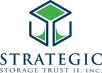 Strategic Storage Trust II, Inc. Reports 2017 Third Quarter Results
