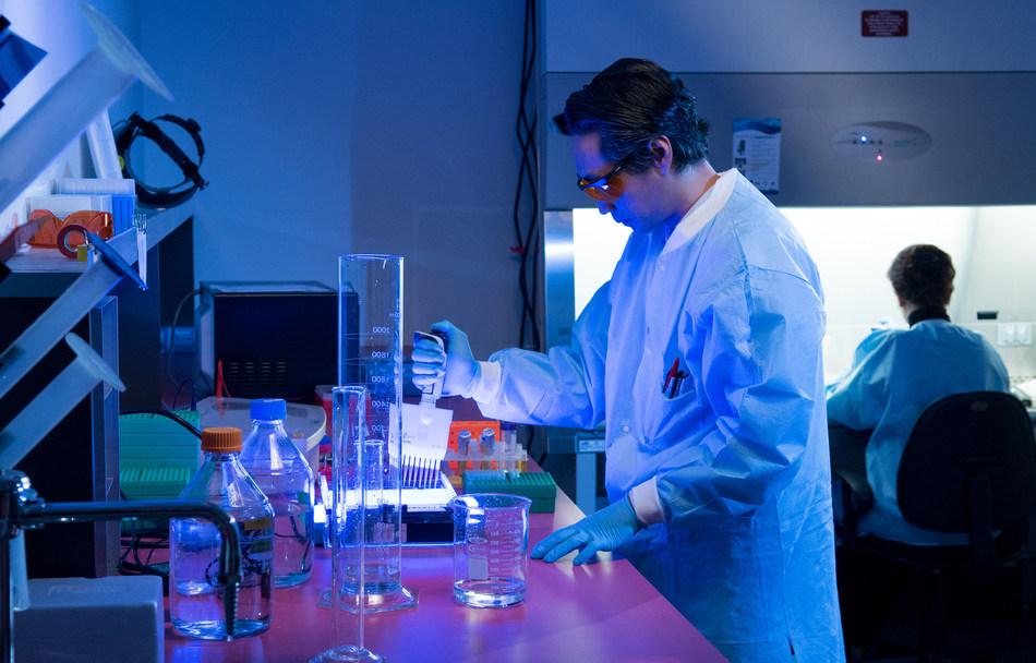 Fusion Genomics sélectionne Nuage IBM alors que les scientifiques font progresser le séquençage du génome de l'ARN et de l'ADN pour le diagnostic des maladies infectieuses. (Groupe CNW/IBM Canada Ltée)
