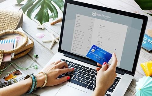 TradeGecko Payments helps SME wholesalers get paid 3x faster (PRNewsfoto/TradeGecko)