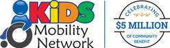 Kids Mobility Network Provides Over $5 Million Of Wheelchairs To Children With Disabilities