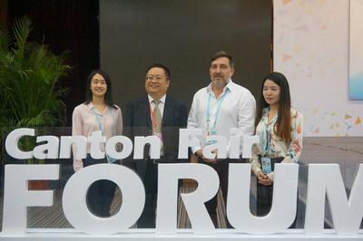 Cúpula de Maquinaria da Feira de Cantão de 2017: Desenvolvimento Inteligente de Maquinaria em Novo Ambiente Econômico (PRNewsfoto/Canton Fair)