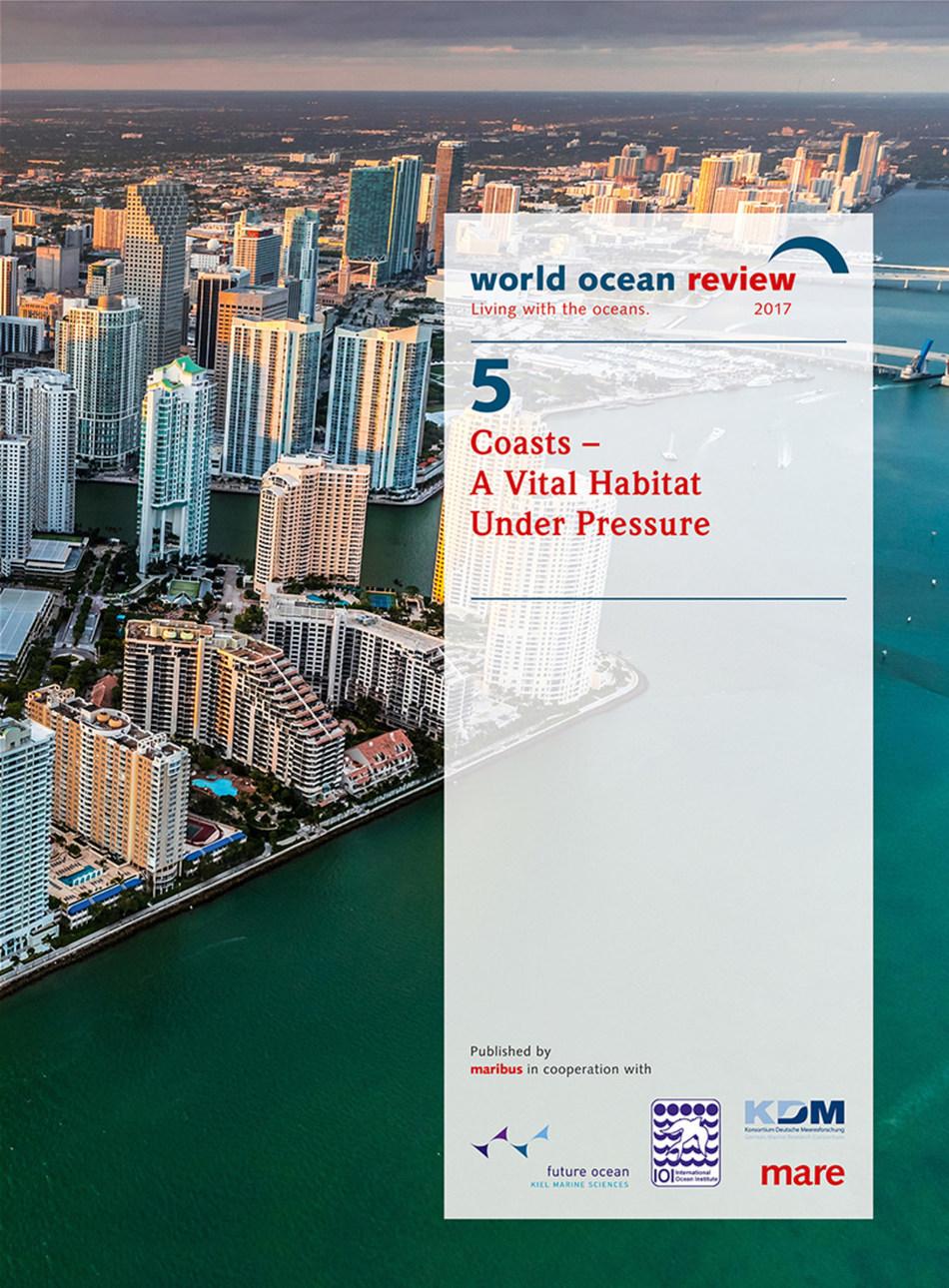 Coasts - A Vital Habitat Under Pressure (PRNewsfoto/maribus gGmbH)