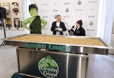 Green Giant sets Guinness World Records title for Largest Serving of Green Bean Casserole