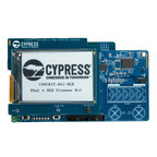 Cypress Semiconductor PSoC 6 BLE Pioneer Kit Now In Stock at Digi-Key; Pre-Orders Being Shipped to Customers