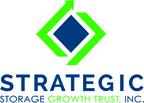 Strategic Storage Growth Trust, Inc. Reports 2017 Third Quarter Results