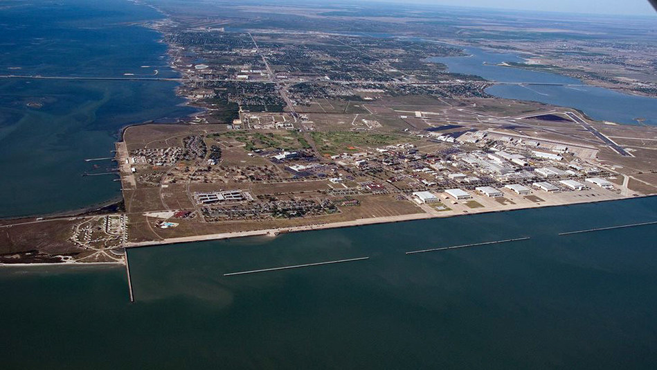 CH2M assisting Naval Facilities Engineering Command with Hurricane Harvey recovery at Texas air stations.