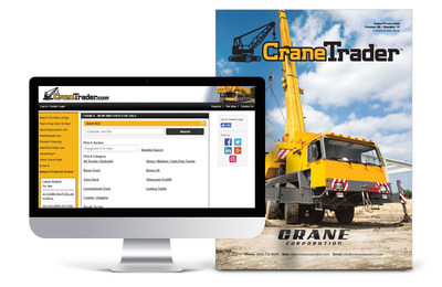 Sandhills Publishing Launches CraneTrader, Connecting International Buyers & Sellers Of Cranes, Rigging & Lift Equipment