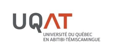 Logo : UQAT (Groupe CNW/Université du Québec en Abitibi-Témiscamingue (UQAT))