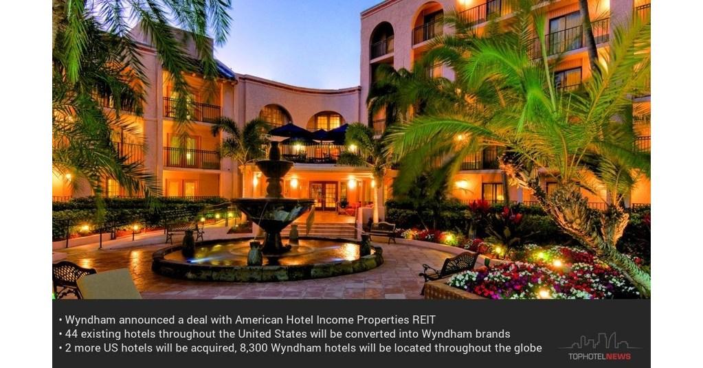 Wyndham Announces Deal to Add 46 Hotels to Portfolio