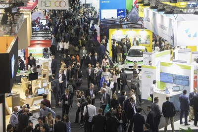 Smart City Expo World Congress Shatters All Previous Records (PRNewsfoto/Fira de Barcelona)