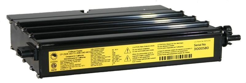 Chilicon Power CP-250E (289 output watt) UL1741SA/Rule-21 Compliant Microinverter