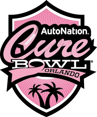 AutoNation Cure Bowl Orlando (PRNewsFoto/AutoNation, Inc.)
