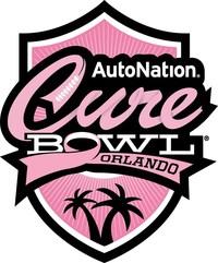 AutoNation Cure Bowl Orlando (PRNewsFoto/AutoNation, Inc.) (PRNewsfoto/AutoNation, Inc.)