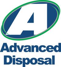 Advanced Disposal - Vertical 4C Logo (PRNewsFoto/Advanced Disposal Services, Inc.)