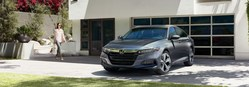 The 2018 Honda Accord has undergone a total redesign.