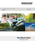Focaliza Bridgestone sus acciones en sustentabilidad Por Juan Carlos Machorro