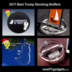 newPCgadgets Introduces The 2017 Presidential Stocking-Stuffers & Gag Gifts