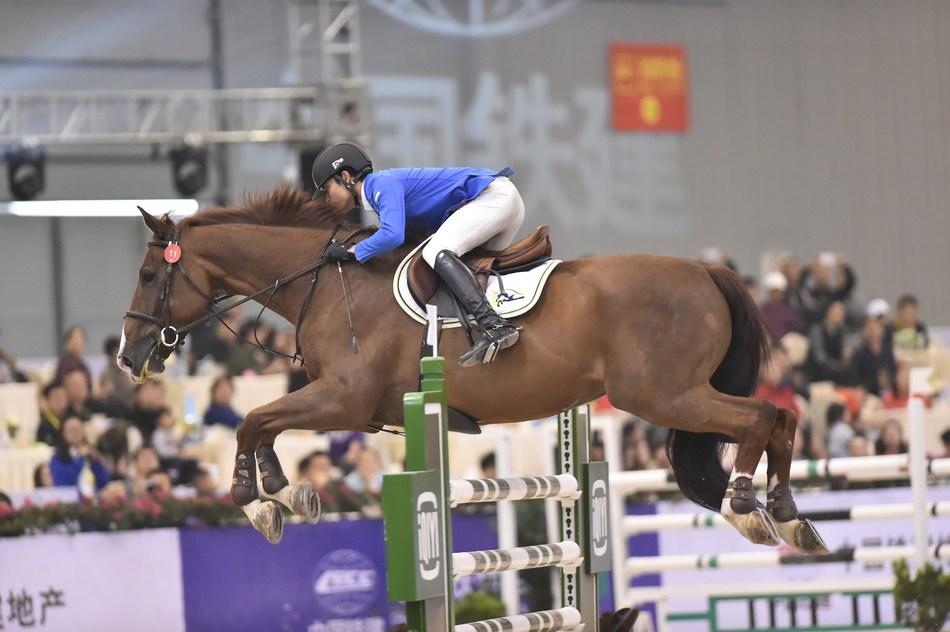 2017 CRCC Cup Master Grand Prix a Great Success in Chengdu