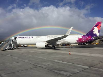 Photo courtesy of Hawaiian Airlines