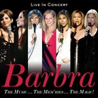 The Music…The Mem'ries…The Magic! Barbra Streisand To Release Concert Album December 8th Pre-Order Available November 17
