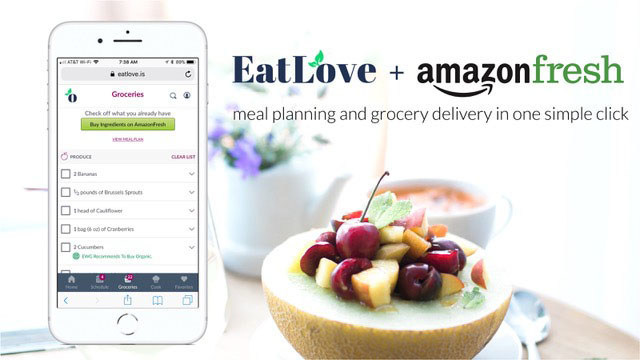 EatLove connects personalized nutrition to everyday meals and grocery shopping.
