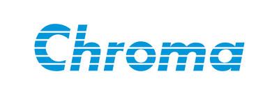 Chroma ATE Inc. Logo (PRNewsfoto/Chroma ATE Inc.)