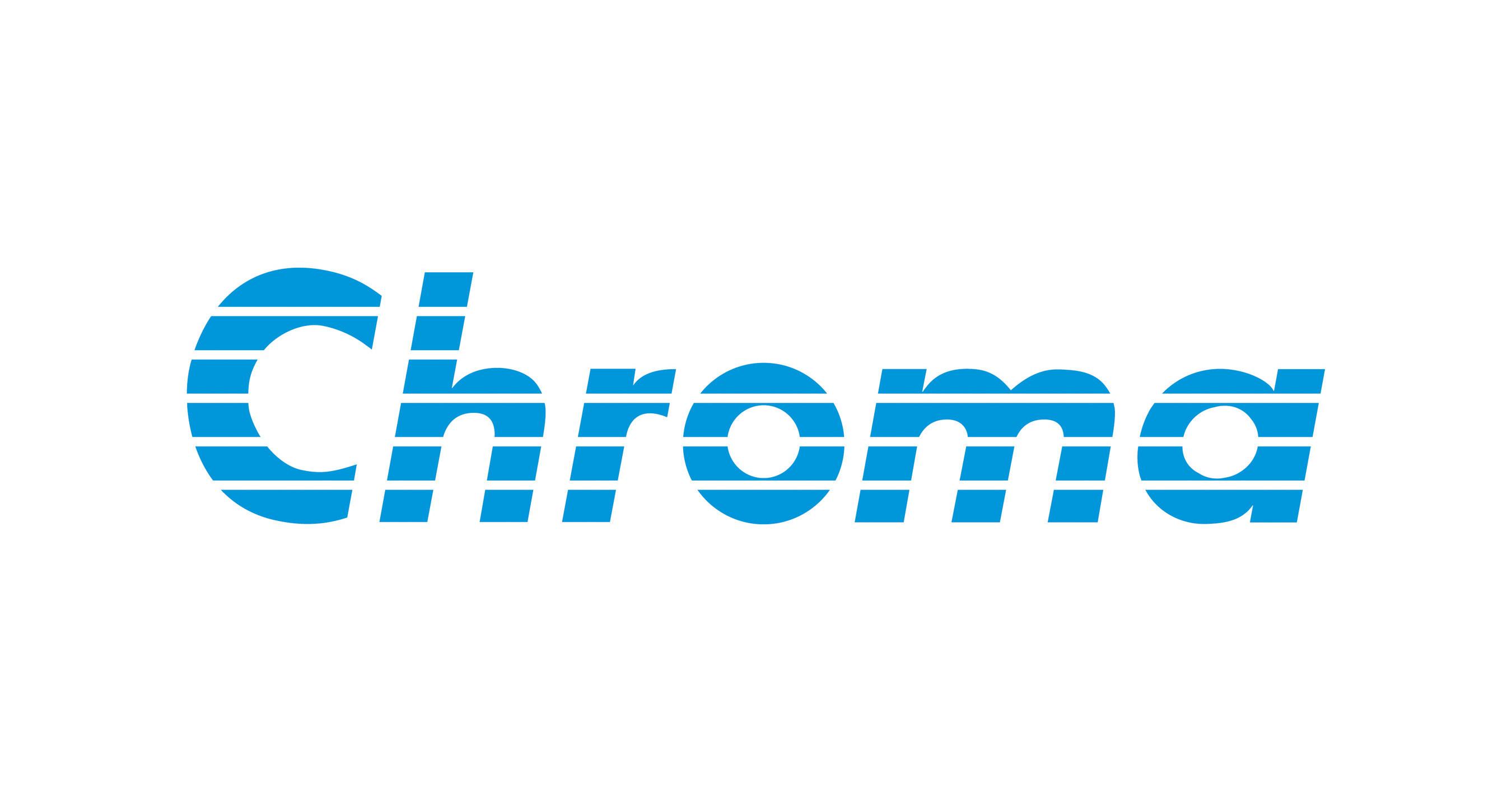 CHROMA ATE logo