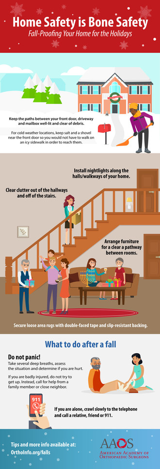 'Tis the season to fall-proof your home