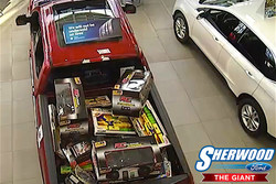 """Sherwood Ford hosts """"Stuff-A-Giant Truck"""" throughout month of November"""