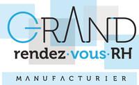 Logo : Grand Rendez-vous RH manufacturier (Groupe CNW/Élexpertise)