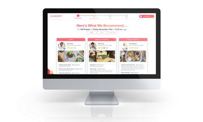 Hungry's Online Marketplace