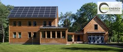The Lincoln Net Positive Farmhouse is now Zero Energy Certified by the International Living Future Institute.