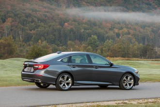 2018 Honda Accord 2.0T: The Most Powerful, Fun-to-Drive and Sophisticated Accord Ever