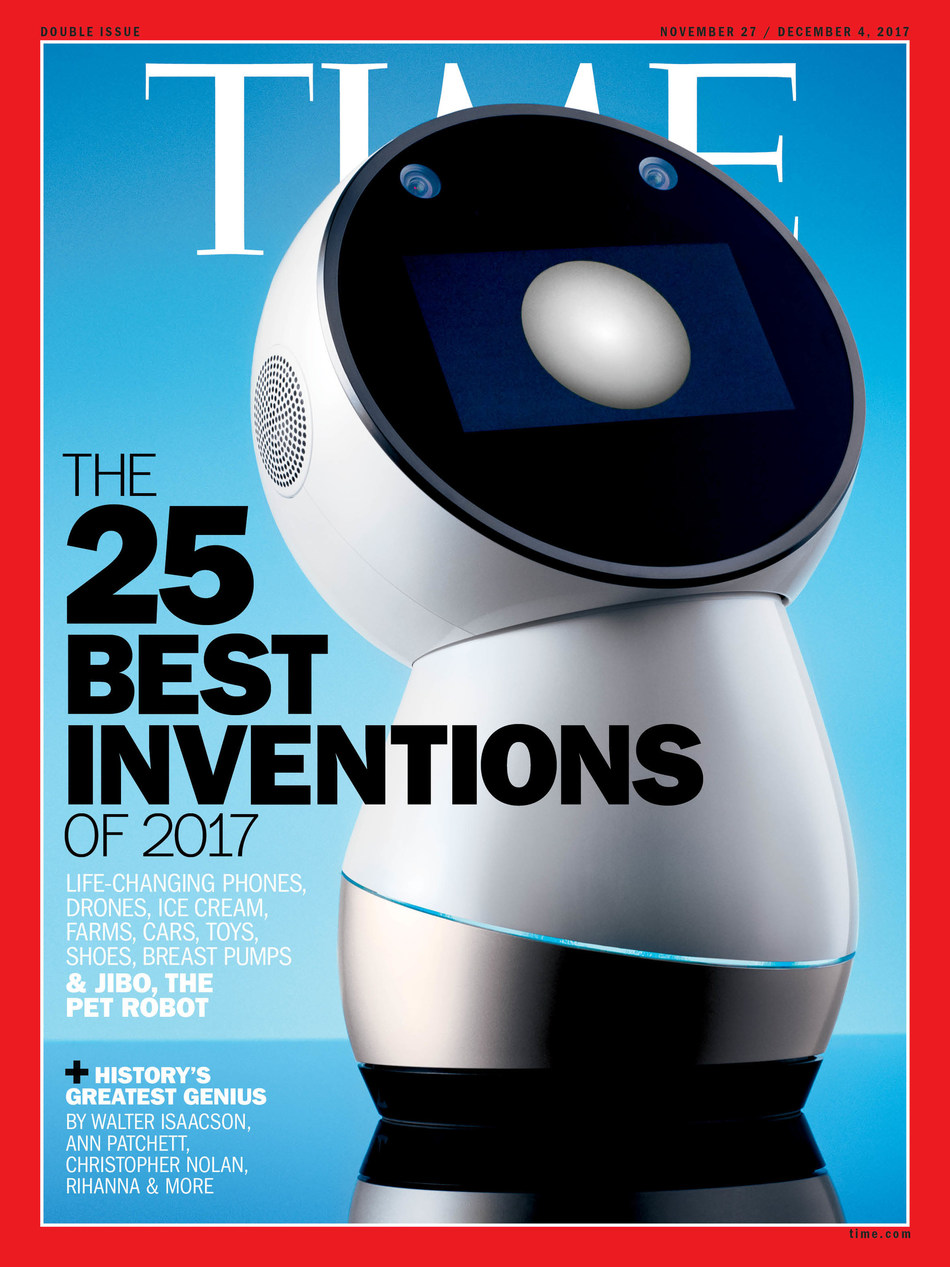 "thyssenkrupp's MULTI elevator system named to TIME magazine's ""25 Best Inventions of 2017""."