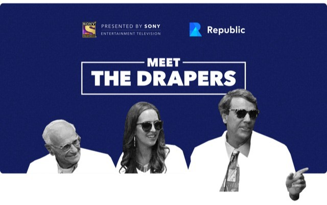 Meet the Drapers: New Reality TV Series Where Viewers Can Invest in Startups.