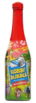 Product Recall of Robby Bubble Strawberry