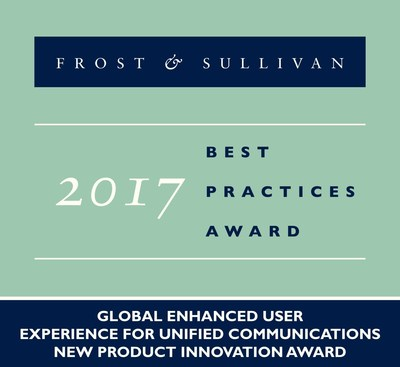 Frost & Sullivan Recognizes Nectar Services Corp as a Global New Product Innovator for Its Innovative Evolution Quality of Service (QoS) Software