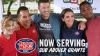 Jersey Mike's Subs Is Now Serving Up Sub Abover Grants