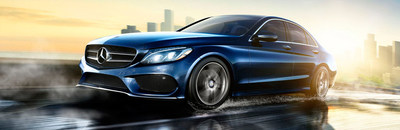 Models like the 2017 Mercedes-Benz C-Class are currently available at Mercedes-Benz of Kansas City with competitive lease pricing.