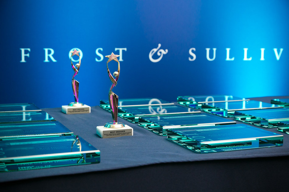 Frost & Sulivan Best Practices Awards