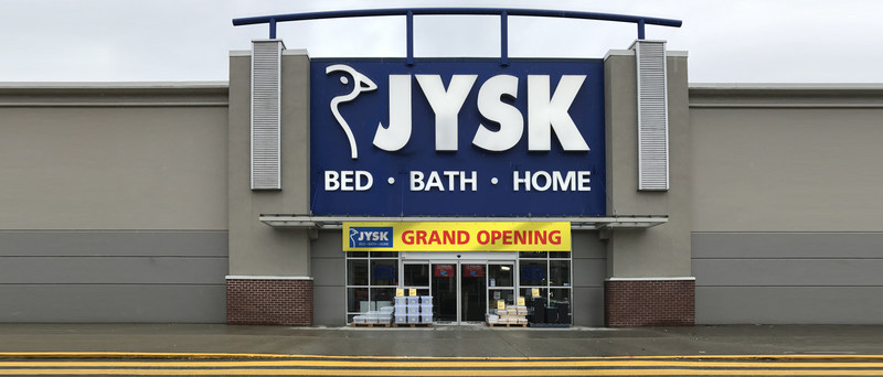 JYSK CANADA OPENS FLAGSHIP STORE IN COQUITLAM, BC (CNW Group/JYSK Linen n' Furniture)