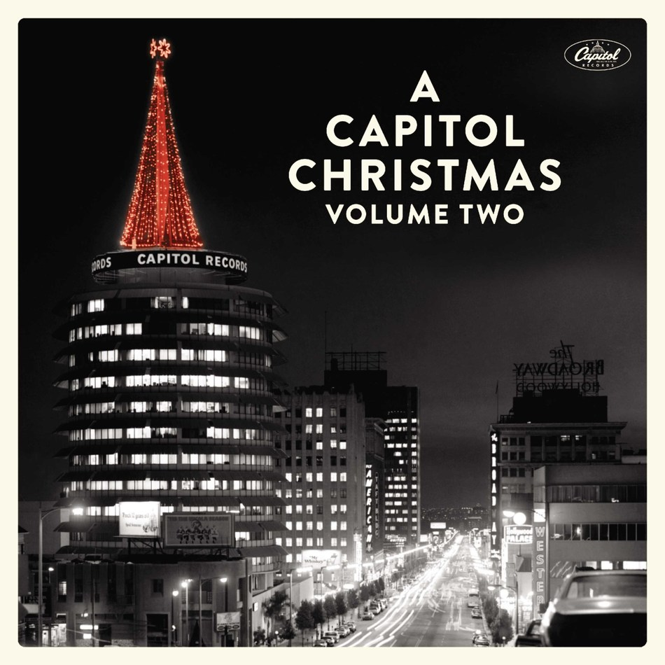 """Capitol Records' celebration of its 75th anniversary continues with the release of """"A Capitol Christmas Volume 2,"""" a collection of 24 timeless holiday and seasonal classics sung by the label's unmatched list of legends. Available now digitally and on 2CD, and December 1 as a double LP in gatefold cover, the album brings together some of pop music's most iconic holiday songs with extremely rare recordings originally issued in very limited release."""